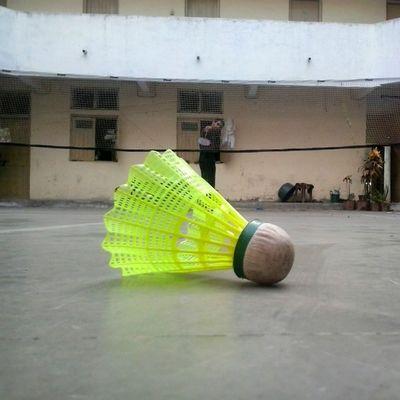 E-block Gmcs Surat Badminton Shuttle Court