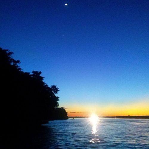 Sunset Petrolina River