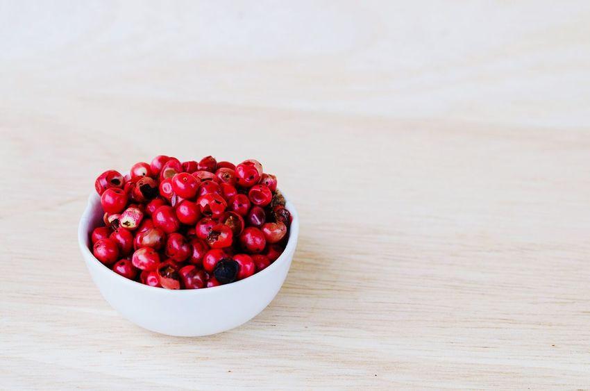 Red Food Pepper Peppercorns Pepe  Rosso Cibo Spices Sapori Condimento