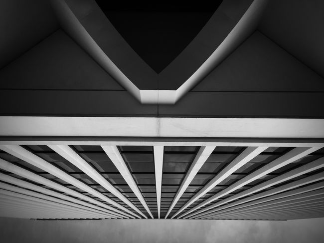 •Darth Vader• mask illusion on the Arquitecture_bw Bw_collection Black And White Photography Monochrome EyeEm Best Shots - Black + White Flippa K Asks: What Inspires You? The Best Angles In Arquitecture EE