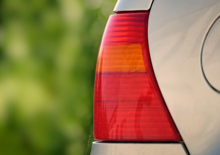 Red No People Summer Close-up Day Outdoors Taillight Brake Lights Car Part Headlight Headlamp Let's Go. Together.
