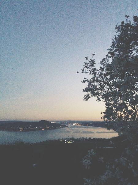 Beautiful Sunset Lake Beautiful Sunset Sun Light