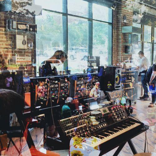 Synthesizer Moog