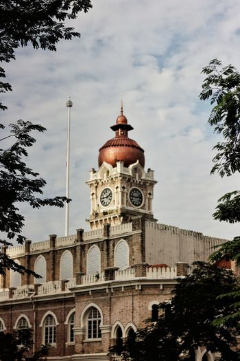 Clockwise Tower