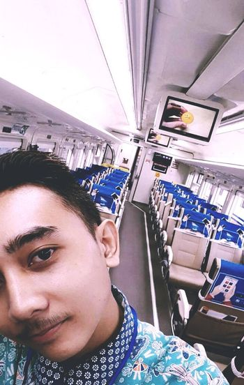Lets we use Kereta Api Indonesia,with special servicing from me hohoww 😗😗😗 Selfie ✌ Selfies Working Working Hard Working Day Train Train Station Train Tracks Stewardess StewardessLife Control Panel Looking At Camera Close-up
