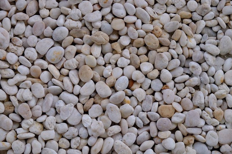 Full Frame Backgrounds Large Group Of Objects Abundance Stone - Object Pebble Solid Rock Stone