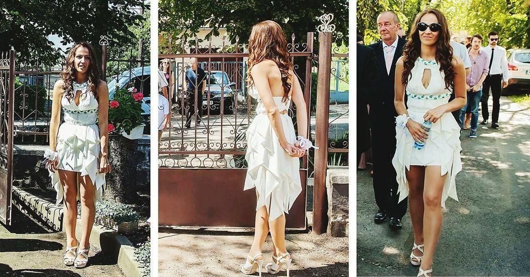 Dress Only Women Elégance Luxury Evening Gown Designer Clothes Silverrose