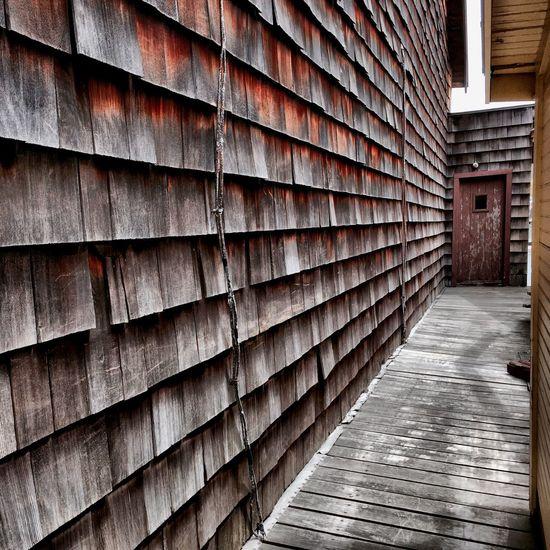 Walkway Boothbay Harbor Maine
