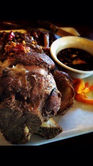 Crispy Pata Eyeem Philippines Food Porn Lunch Pork