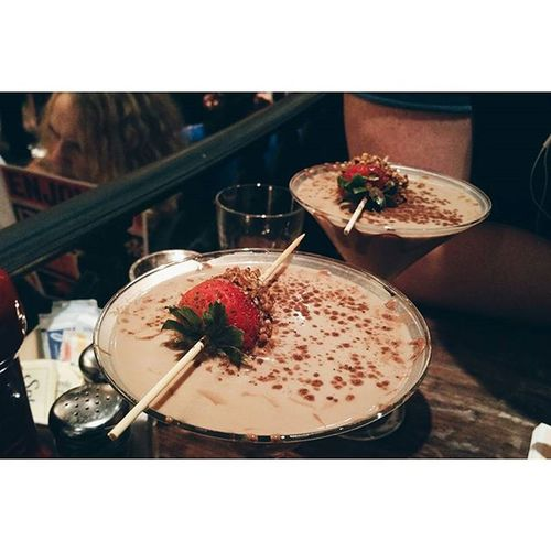 Chocolate Martini 🍸🍸 Maxbrenner 23rdbirthday