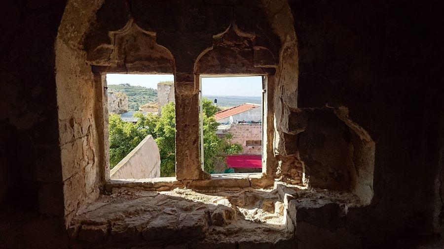 Architecture Built Structure Castle Historic Building History Kur Castle Palestine Tulkarm Place Of Heart