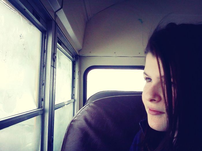 MovingbusO.o this was taken on my bus which was moving a lot!