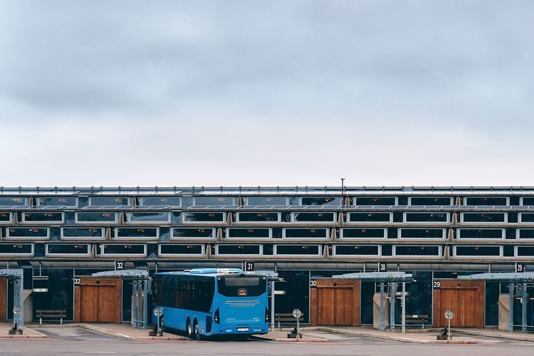 Göteborg patterns EyeEm Selects Cloud - Sky Sky Day Transportation Built Structure Outdoors No People Architecture