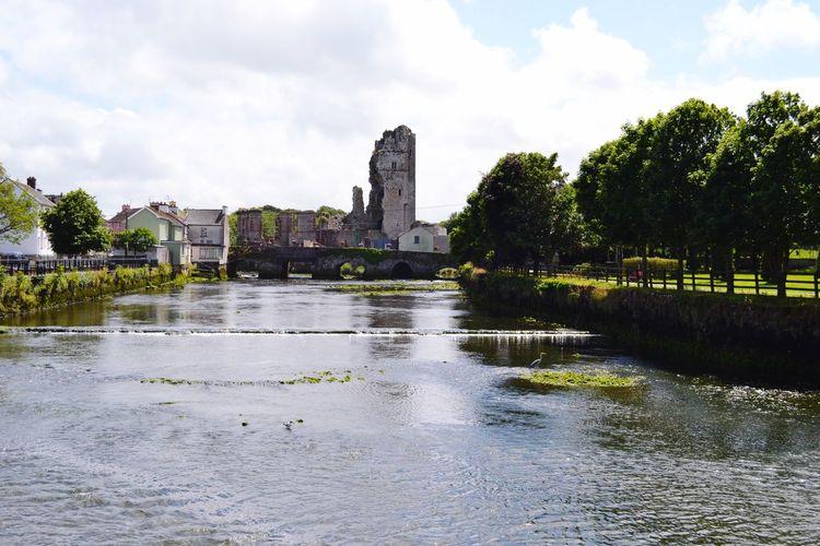 Askeaton Castle & River Deel