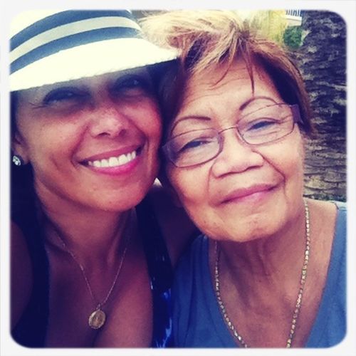 Mom, good luck in Philippines. We will miss you : ( see you soon!