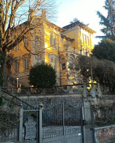 Villa Scott Torino Casa Del Bambino Urlante Profondo Rosso Dario Argento 1975