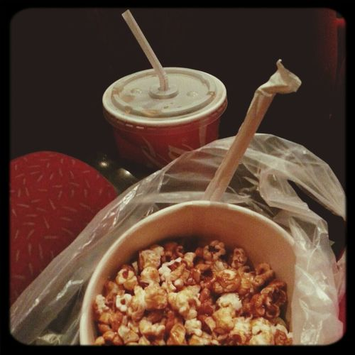 In the cinema ﹋o﹋ Cinema Qatar Film Very Scery