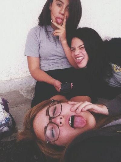 ? Friends Girls Chile Colegio