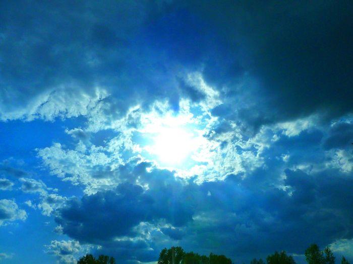 Clouds And Sky Sky Sun Russia