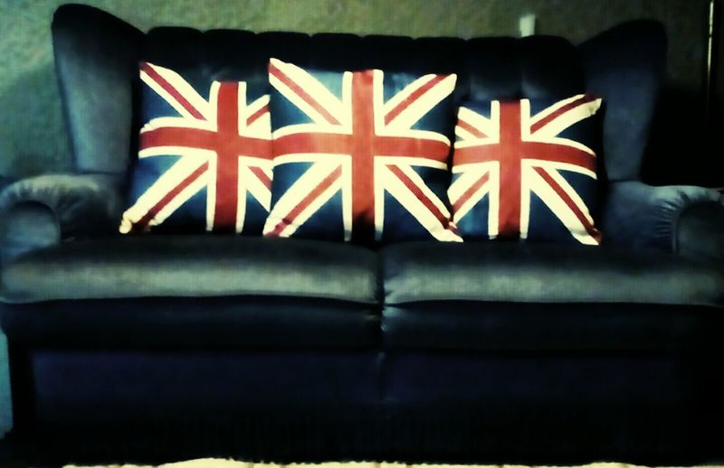 Union Jack Couchporn Sofa Lounge Flags