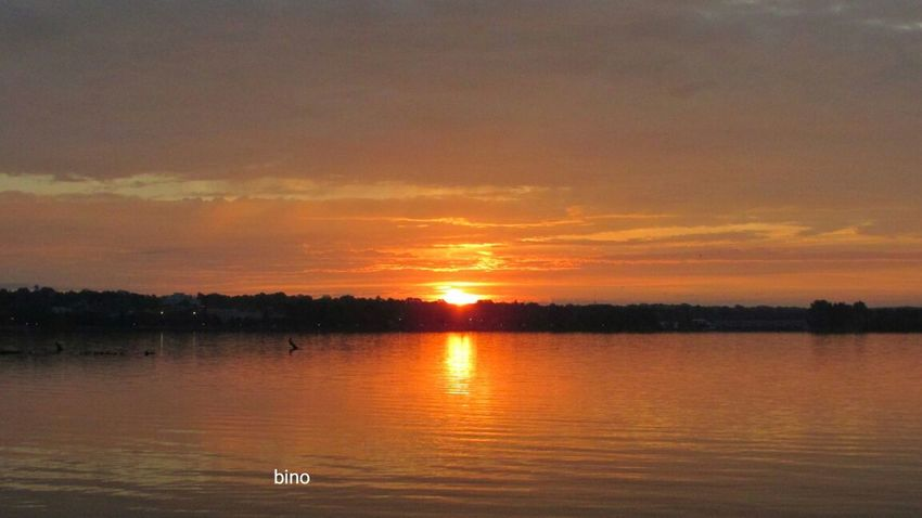 Dawn Of A New Day Around The Lake Out Early Shooting Tranquil Scene Orange Sky Sunrise_Collection Lake Cadillac Pure Michigan