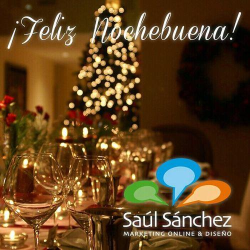 Mis mejores deseos para todos vosotros. Disfrutad de la noche. ¡Feliz Navidad! ¡Feliz Nochebuena! :-)