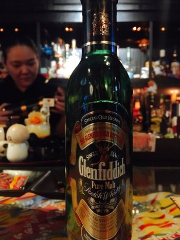 Glenfiddich Alcohol Drink Bar Nightscoop 30th