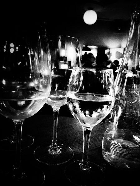 Paris monochrome Blackandwhite Glasses Nightphotography