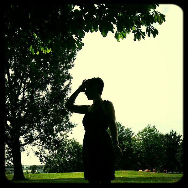 Silhouette Beautiful My Girl Love And Pain