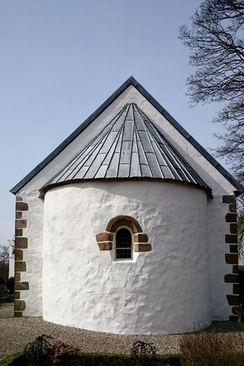 The Old Church in Tved Mols Architecture Kirke
