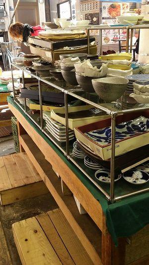 Plates Bowls Shop Tsukiji My Favourite Things Tokyo Tokyoautumn Tokyoautumn2016 Japan