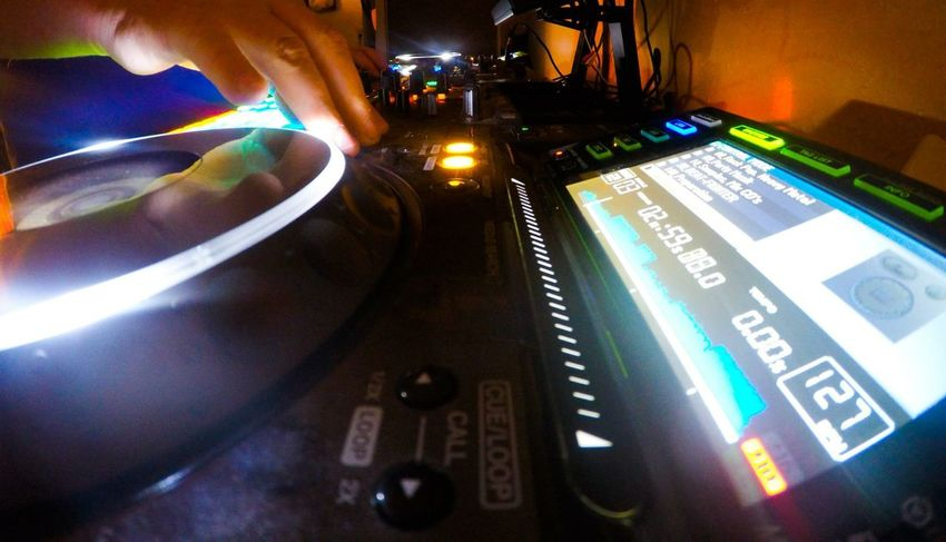 Some pictures from my dj setup at home Beat-fighter MusicIsLife Music Is Life Gopro Gopro Shots Dj