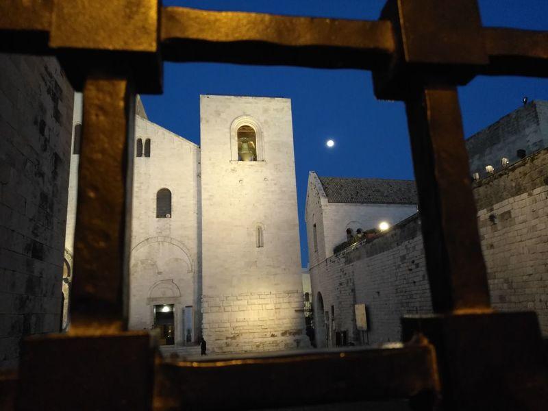 Religion Night Business Finance And Industry No People Travel Destinations Illuminated Spirituality Architecture Indoors  No Edit/no Filter Bari ❤ San Nicola Bari ❤