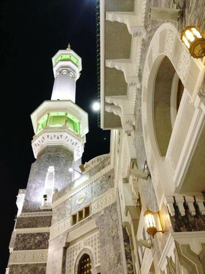 Masjidilharam Precious Moments Of Life Speechless Nightphotography