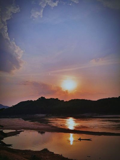 Laos Laungprabang Slow Life Sunset Travel Photography Holiday Enjoying Life EyeEm Gallery Taking Photos First Eyeem Photo