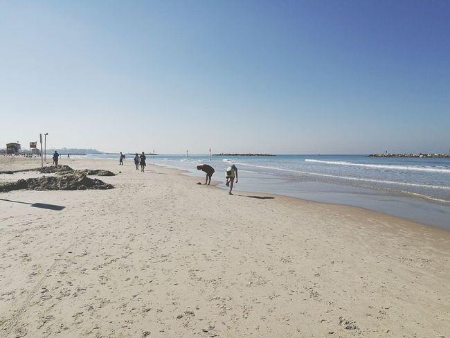 Summer Feeling Beach Life Beach Time Beachlife Beach Summertime Summer Sunny Sunny Day Sea Seaside People On The Beach Pastel Colors Seascape Seaside Sea And Sky Sea Life Ocean Ocean View