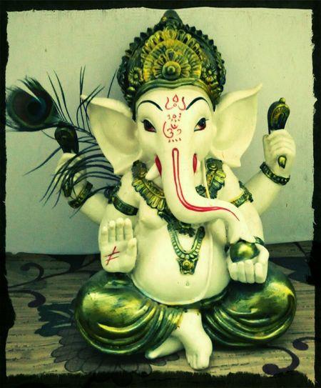 Lord Ganesha _/\_
