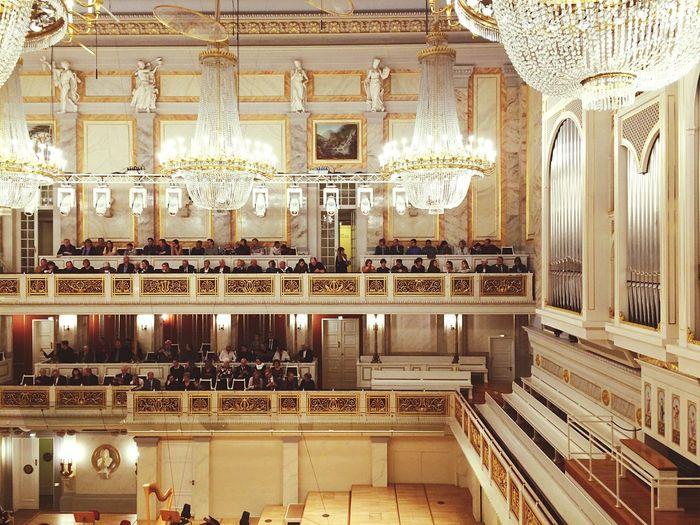 Interior Design Concert