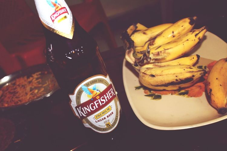 Banana Beer AfterFood UniqueCombo