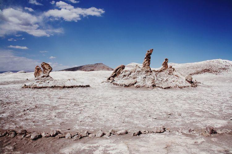 Chile Las Tres Marías Antofagasta Desierto De Atacama Amazing Sun Burn Love First Eyeem Photo