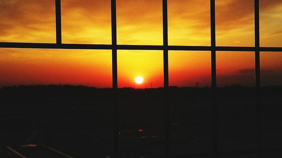 日の出 日の出 希望 晴れ Sunset Orange Color Sky Cloud - Sky Sun No People Beauty In Nature