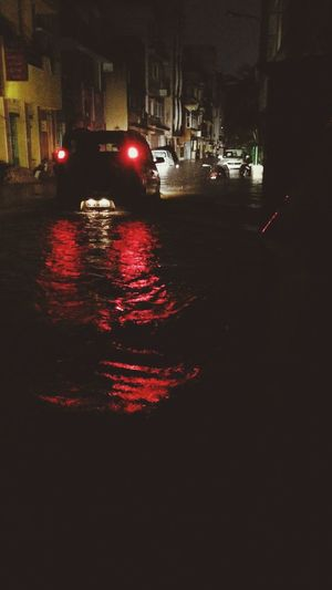 During Chennai Flood. The complete area with no current. Holoween Night !! Pray for Chennai and Paris First Eyeem Photo Chennai Rain Paris Attack