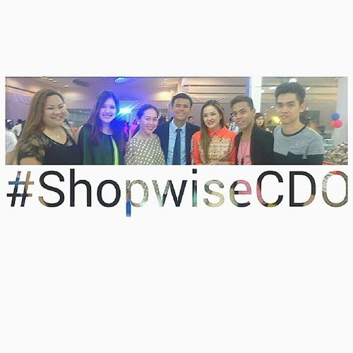 Congrats to sir @donnietantoco for opening Shopwise here in CDO ! Last night's pic with sir DVT , ms. @mags_ph and staff, ms. @mindanaoan . ShopwiseCDO Business Opening Philippines CDOSocial cdoevents