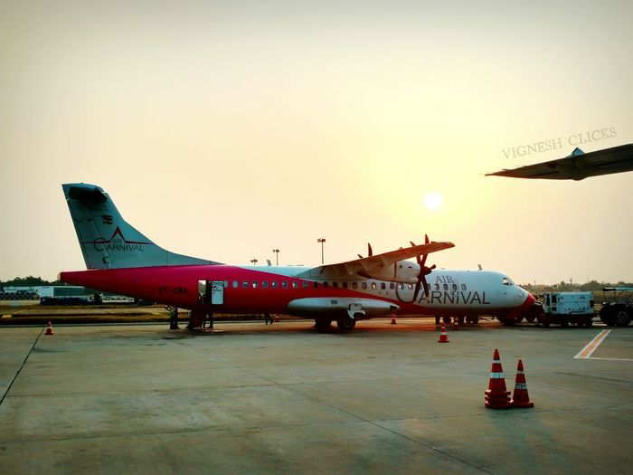 Air carnival ATR 72-500 First Eyeem Photo
