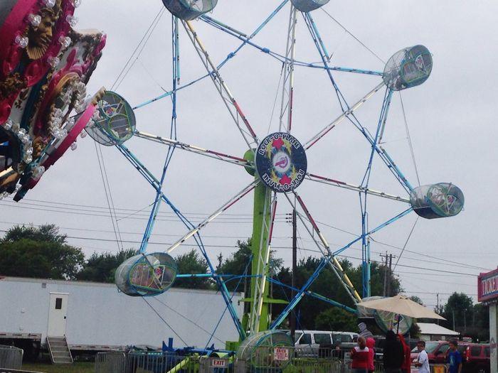 Fair Fairground Attraction Fair Rides