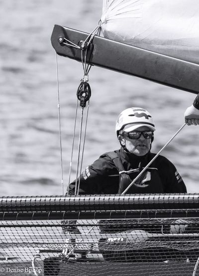 Sailing Sailboat Boat Races Newport Rhode Island Black & White Blackandwhite Black And White Black And White Photography
