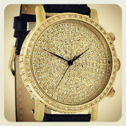 What time is it? AllGoldEverything