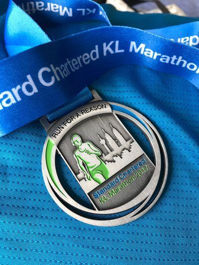 Close-up StandardCharteredMarathon StandardCharteredKLMarathon2017 Marathon Running Fitness Kuala Lumpur 10km 10km Run