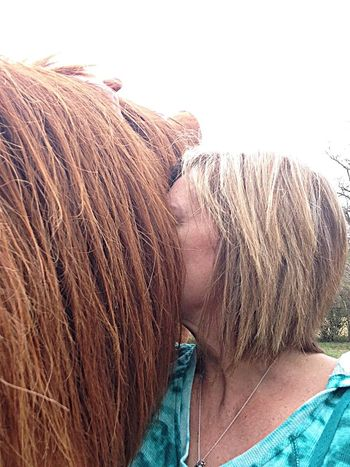 Saying good bye to my best friend Horse Photography  Horse Life