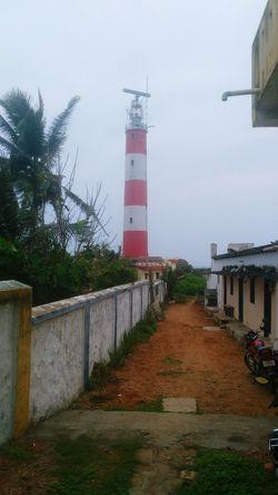 The Light House Of Gopalpur, Odisha